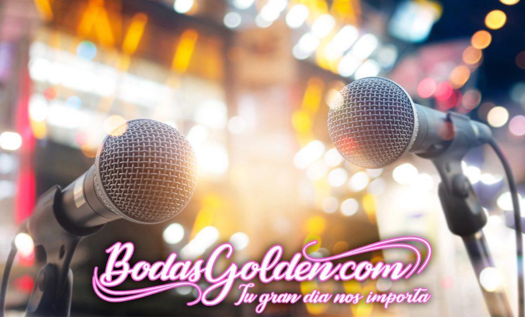 karaoke-para-Bodas-Golden